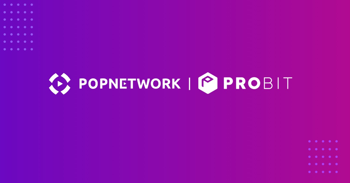 POP Network x ProBit
